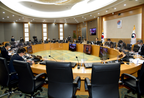 The 54th Cabinet meeting