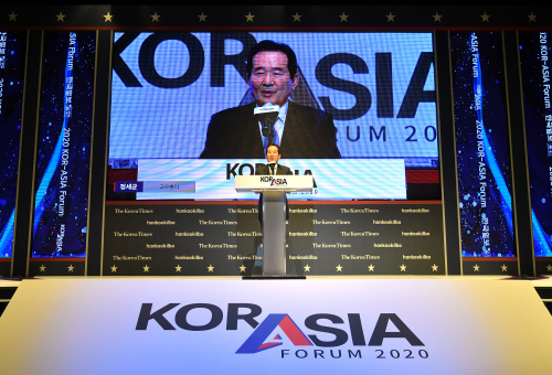 THE KOR-ASIA FORUM 2020